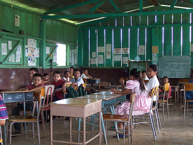WNWP supports children and their families and rural schools in Mulukuku, Nicaragua.